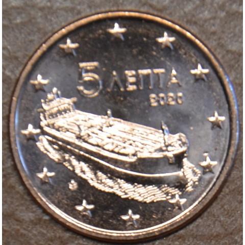 5 cent Greece 2020 (UNC)