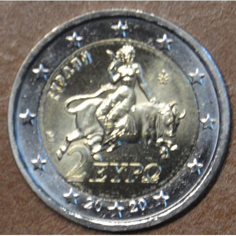 2 Euro Greece 2020 (UNC)