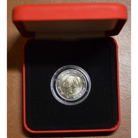 2 Euro Monaco 2007 - 25th Anniversary of the Death of Grace Kelly (UNC)
