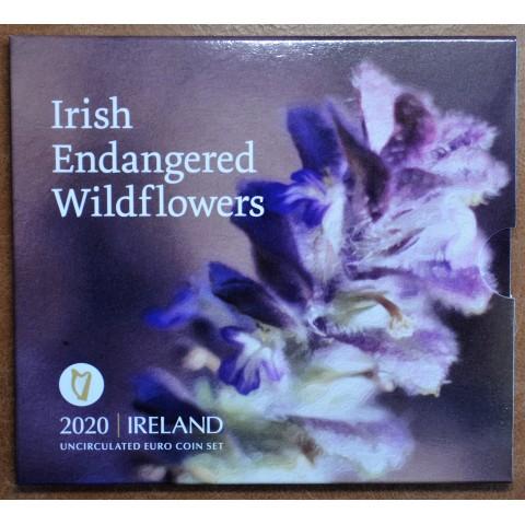 Ireland 2020 set of 8 coins (BU)