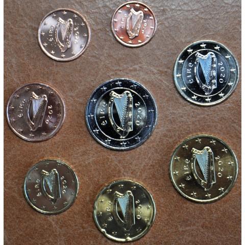 Ireland 2020 set of 8 coins (UNC)