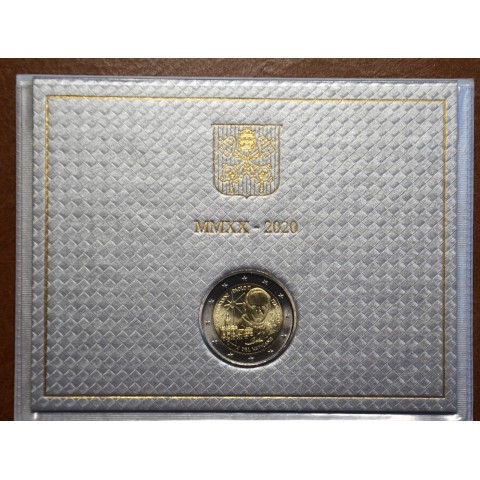 2 Euro Vatican 2020 - 100th Anniversary of the Birth of John Paul II (BU)