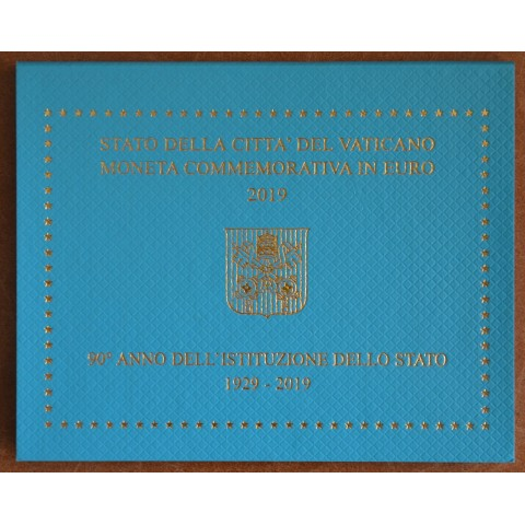 Cover for 2 Euro Vatican 2019 - Vatican City State