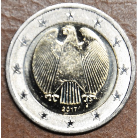 "2 Euro Germany ""F"" 2017 (UNC)"