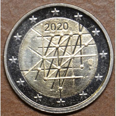 2 Euro Finland 2020 - 100 years of University of Turku (UNC)