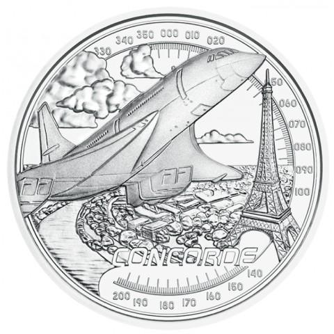 20 Euro Austria 2020 - Concorde (Proof)