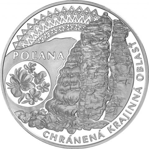 20 Euro Slovakia 2020 - Poľana (Proof)