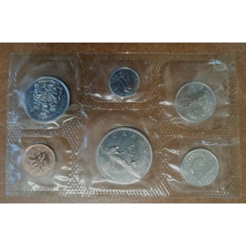 Canada 6 coins 1981 (UNC)