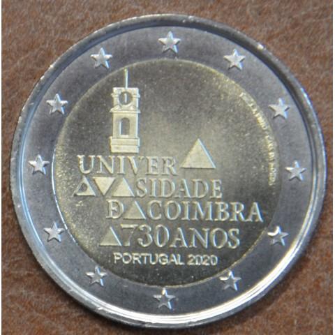 Damaged 2 Euro Portugal 2020 - University of Coimbra (UNC)