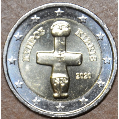 2 Euro Cyprus 2020 (UNC)