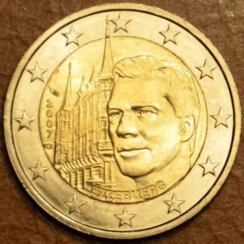 2 Euro Luxembourg 2007 - Grand Ducal Palace (UNC)