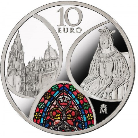 10 Euro Spain 2020 - Gothic (Proof)