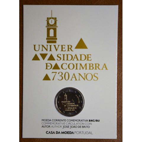 2 Euro Portugal 2020 - University of Coimbra (BU card)