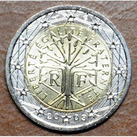 2 Euro France 2003 (UNC)