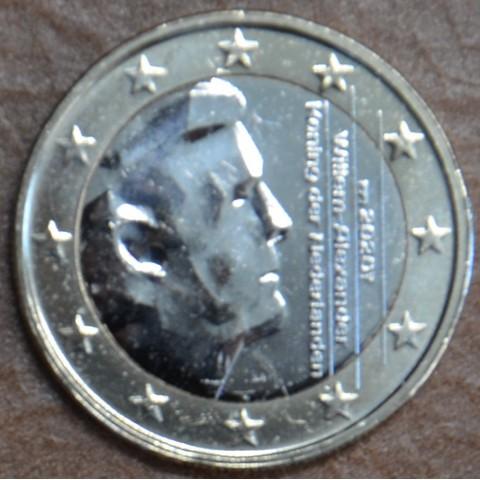1 Euro Netherlands 2020 (UNC)