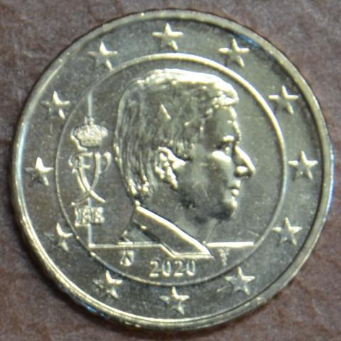 50 cent Belgium 2020 (UNC)