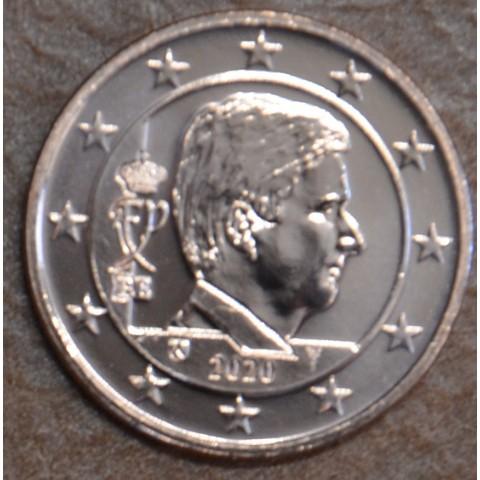 2 cent Belgium 2020 (UNC)