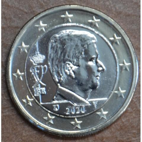 1 Euro Belgium 2020 (UNC)