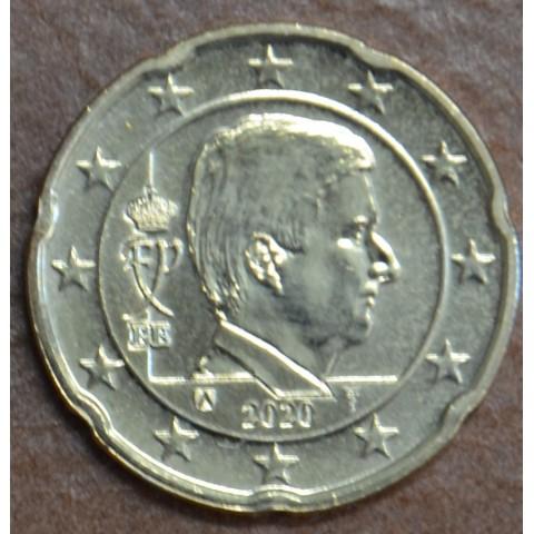 20 cent Belgium 2020 (UNC)