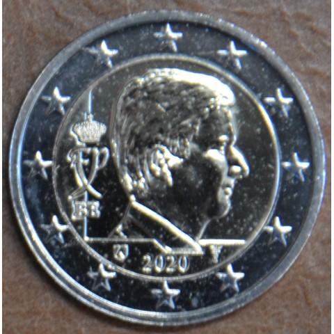 2 Euro Belgium 2020 (UNC)