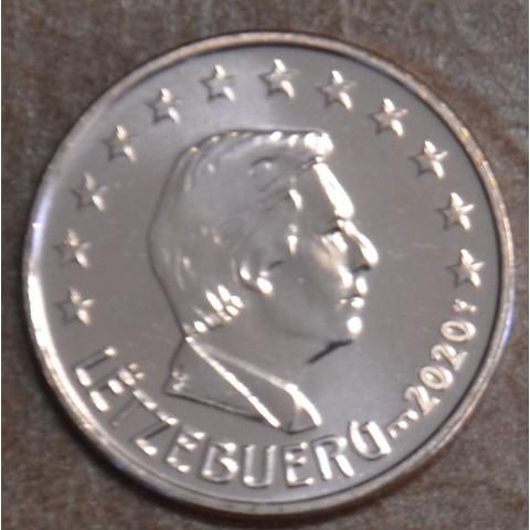 "5 cent Luxembourg 2020 with mintmark ""bridge"" (UNC)"