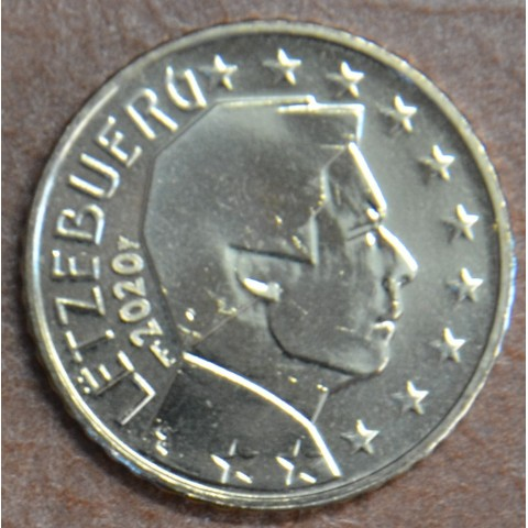 "10 cent Luxembourg 2020 with mintmark ""bridge"" (UNC)"