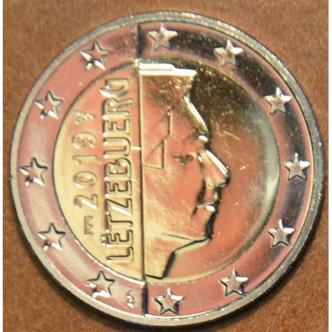 """2 Euro Luxembourg 2019 with mintmark """"bridge"""" (UNC)"""