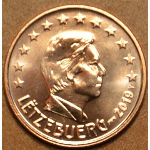 "1 cent Luxembourg 2019 with mintmark ""bridge"" (UNC)"
