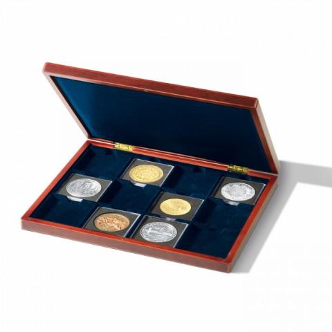 Leuchtturm Volterra for 12 coins in QUADRUM XL