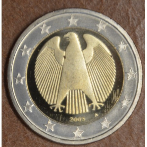 "2 Euro Germany ""A"" 2005 (UNC)"