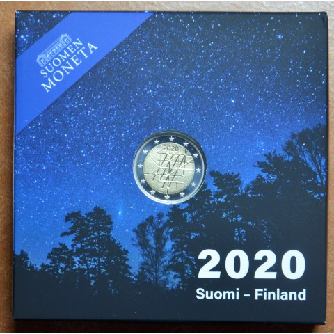 2 Euro Finland 2020 - 100 years of University of Turku (Proof)