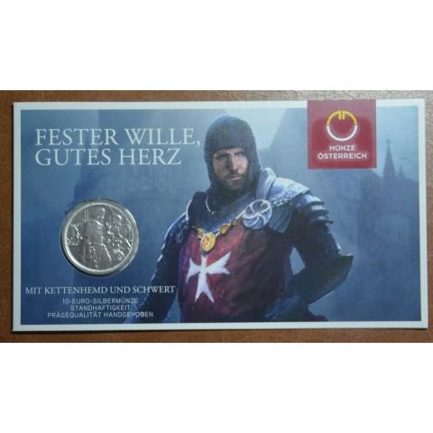 10 Euro Austria 2020 -  Knights' Tales IV. (BU)