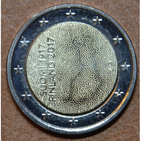 2 Euro Finland 2017 - 100 years of independence (UNC)