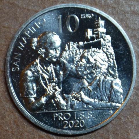 10 Euro San Marino 2020 - Pro I.S.S. (UNC)