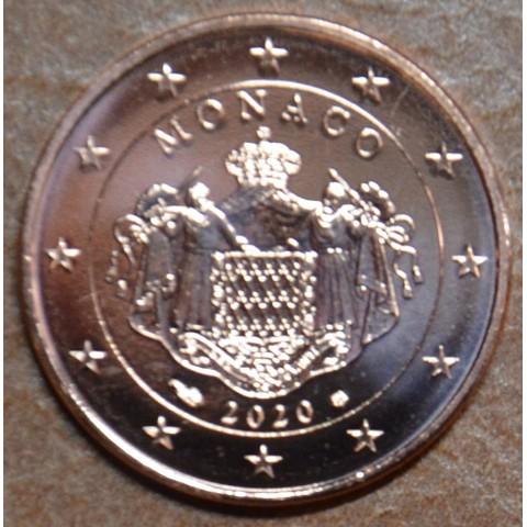 2 cent Monaco 2020 (BU)