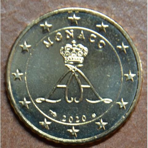 10 cent Monaco 2020 (BU)