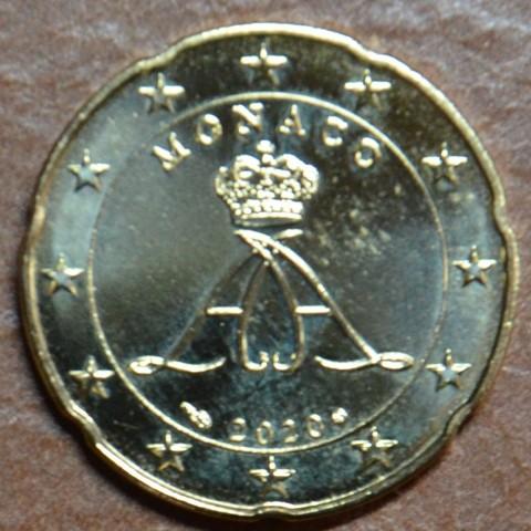20 cent Monaco 2020 (BU)