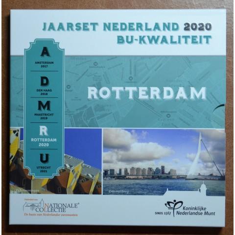Netherlands 2020 - Rotterdam set of 8 coins (BU)