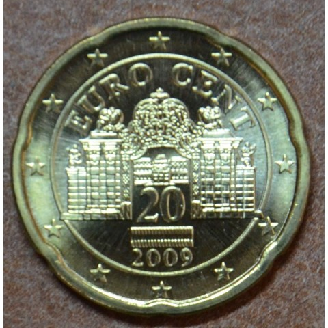 20 cent Austria 2009 (UNC)