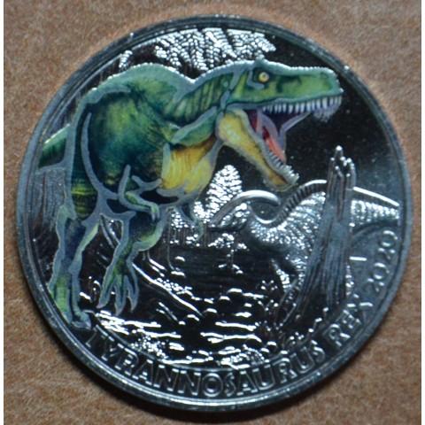 3 Euro Austria 2020 - Tyrannosaurus Rex (UNC)