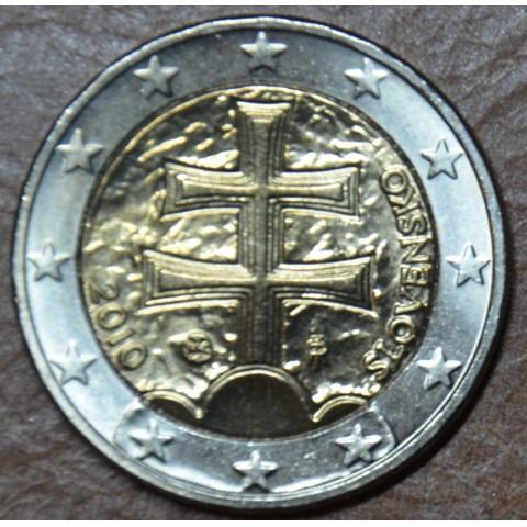 2 Euro Slovakia 2010 (UNC)