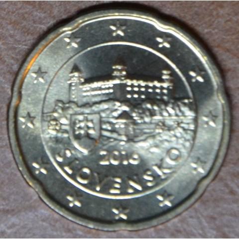 20 cent Slovakia 2016 (UNC)
