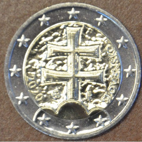 2 Euro Slovakia 2020 (UNC)