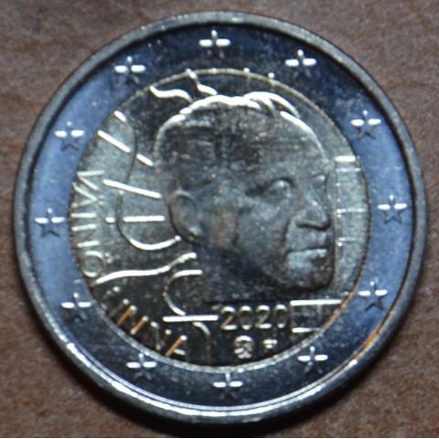 2 Euro Finland 2020 - Väinö Linna (UNC)