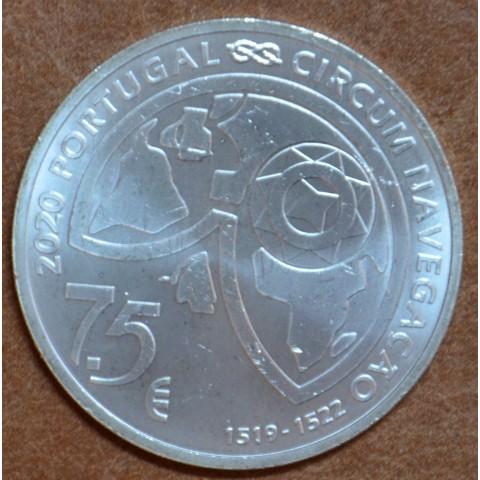 7,5 Euro Portugal 2020 - Circum Navegacao (UNC)