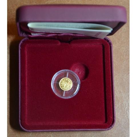 5 Euro Malta 2013 - Gold 'Picciolo' (Proof)