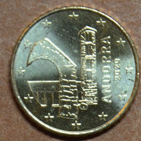 10 cent Andorra 2020 (UNC)