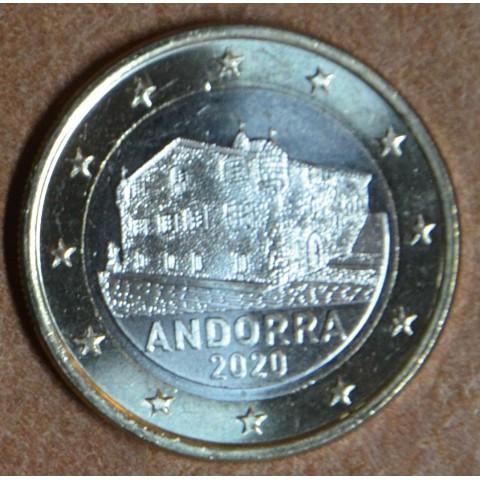 1 Euro Andorra 2020 (UNC)