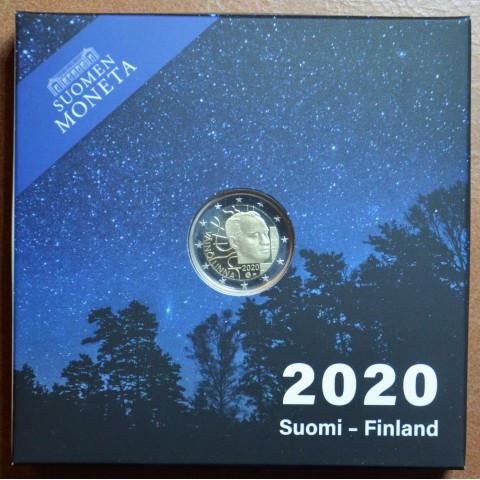 2 Euro Finland 2020 - Väinö Linna (Proof)