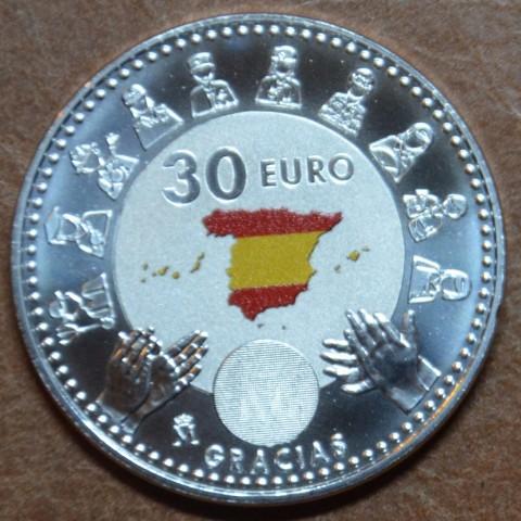 30 Euro Spain 2020 Gracias (UNC)